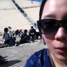 Profil utilisateur de Eunju