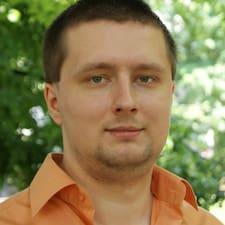 Konstantin的用戶個人資料