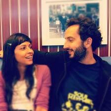 Nutzerprofil von Benoît & Iracema
