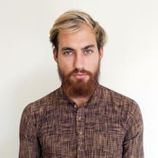 Danil felhasználói profilja