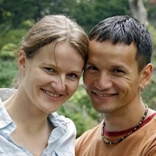 โพรไฟล์ผู้ใช้ Sabina & Stéphane