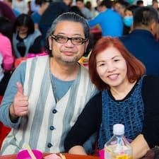 陳美瑛和阿信 is the host.