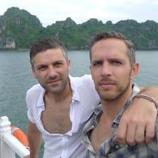Vincenzo & Andrew User Profile