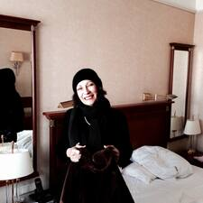 Profil utilisateur de Régine