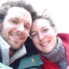 โพรไฟล์ผู้ใช้ Frédéric & Charlotte