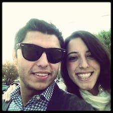 Kate & Sergio User Profile