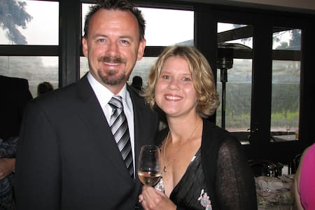 Mark And Tracey