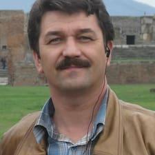 Fedir User Profile