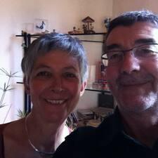 Gebruikersprofiel Andy +Linda