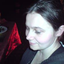 Henkilön Audrey käyttäjäprofiili
