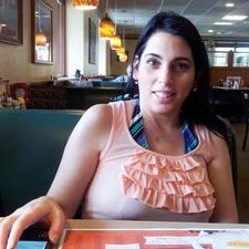 Profil utilisateur de Mariana B