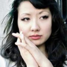 Hanika felhasználói profilja
