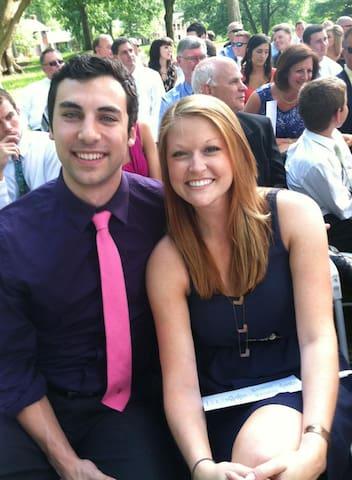 Drew & Brittany