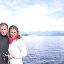 Sharon + Florian User Profile