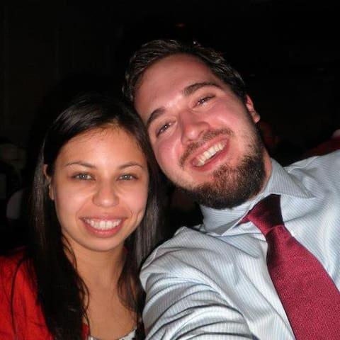 Chris and Carolina