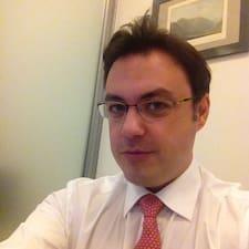 Henkilön Gianluca käyttäjäprofiili