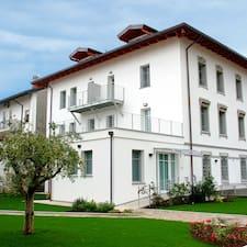 Palamostre Residence felhasználói profilja