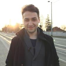 โพรไฟล์ผู้ใช้ Štěpán