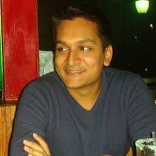 Profil utilisateur de Aneesh