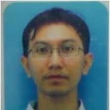 Nugroho User Profile
