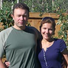 Profil utilisateur de Nikolay & Larisa