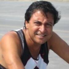 Humayun felhasználói profilja