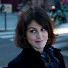 โพรไฟล์ผู้ใช้ Marie
