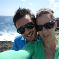 Profil utilisateur de Tim & Sarah