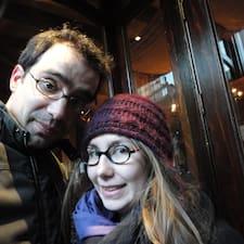 Anne-Sophie & Carlos Brugerprofil
