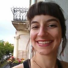 Evelyne - Uživatelský profil