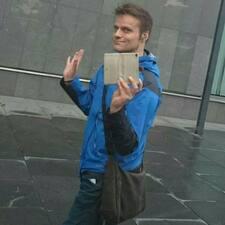 Gebruikersprofiel Lars Olav