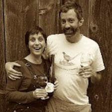 Olga & Barnaby User Profile