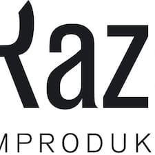 Profil utilisateur de Razor