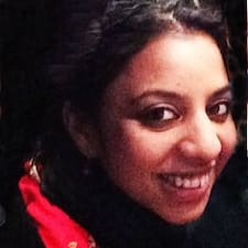 Perfil de usuario de Anjali