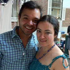 Rob & Pilar User Profile