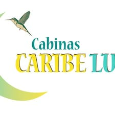 Caribe Luna is the host.