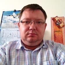 Илья User Profile