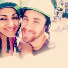 Sarika & Ethan User Profile