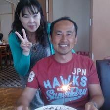 Masato&Tomomi User Profile