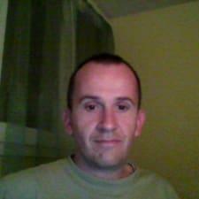 Gebruikersprofiel Cédric