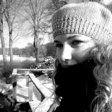 Profil utilisateur de Marieke
