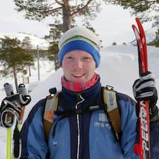 Morten felhasználói profilja