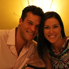 Colin & Kelly User Profile