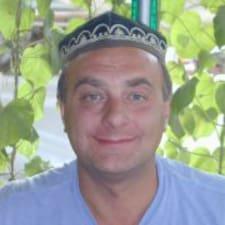 Kazanchev User Profile