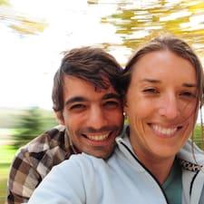 โพรไฟล์ผู้ใช้ Kim & Filipe