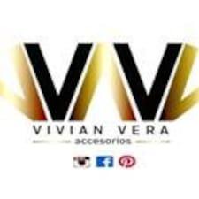 Vivian ist der Gastgeber.