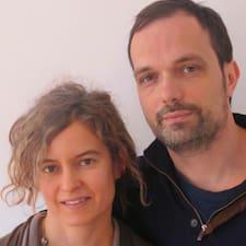 Joana & Luís felhasználói profilja
