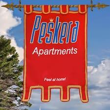 Apartments Peškera - Makarska is the host.