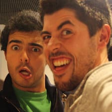 Pedro & Rúben User Profile
