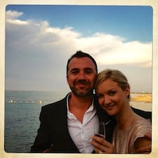 Profilo utente di Sophie & Julien